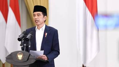 Indonesian President Joko Widodo - (File Photo: Indonesian Presidency)