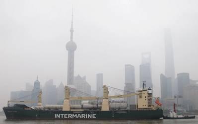 Industrial Grand (Photo courtesy of Intermarine)