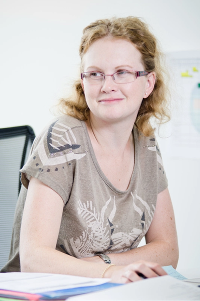 Carine Magdo, aqua-tools' Business Development Manager. (Photo: aqua-tools)
