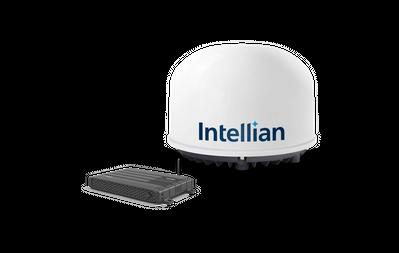 Intellian's 12-patch C700 Iridium Certus antenna (Photo: Intellian)