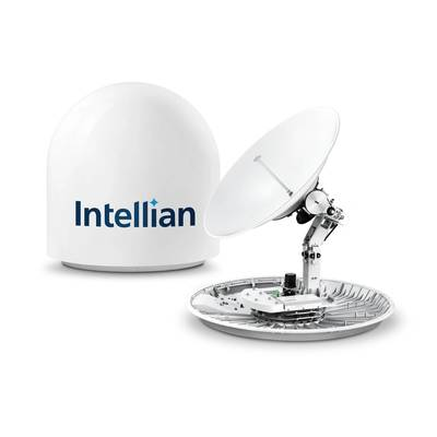 Intellian's v60Ka 2 (above) and v100NX Ka antennas are now approved for the THOR 7 satellite network.