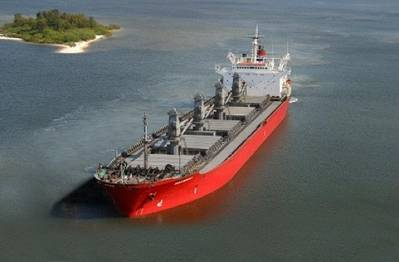 ISC Jones Act vessel: Photo courtesy of ISC