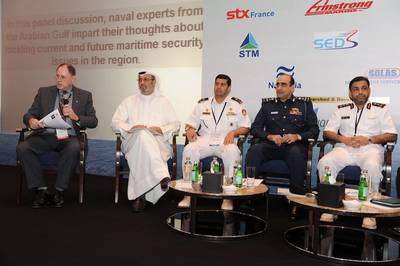 Maritime security conference delegates have a shared understanding of threats, need for cooperation