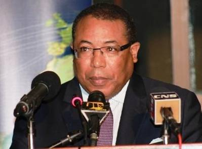 Jamaica Minister of Industry, Investment and Commerce, the Hon Anthony Hylton