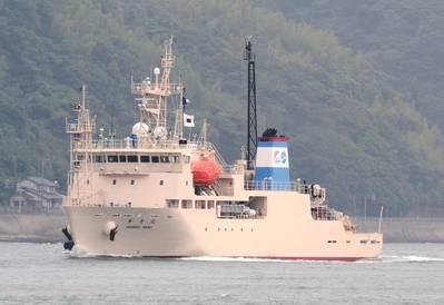 JAMSTEC RV Shinsei Maru