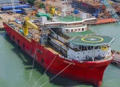 Jascon 18 at Kwong-Soon shipyard