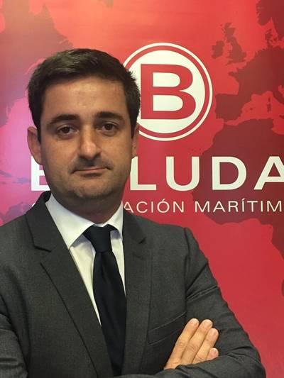 Javier Fernández Bombín, new director of Boluda Maritime Terminal Las Palmas