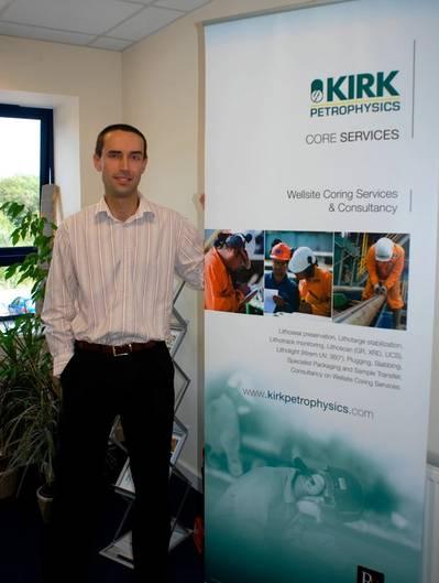 Jean-Valery Garcia MD Kirk Petrophysics