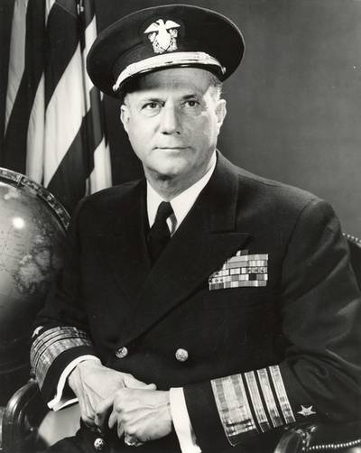 Jerauld Wright (U.S. Navy photo)