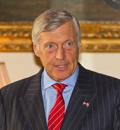 Joe Hughes, Chairman and CEO of Eagle Ocean Agencies, Inc. (Photo: EOM)