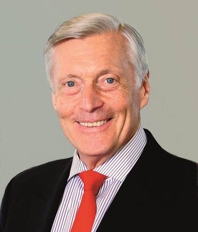 	Joe Hughes, Chairman and CEO of the American Club's managers, Shipowners Claims Bureau, Inc. (Photo:  American Club)