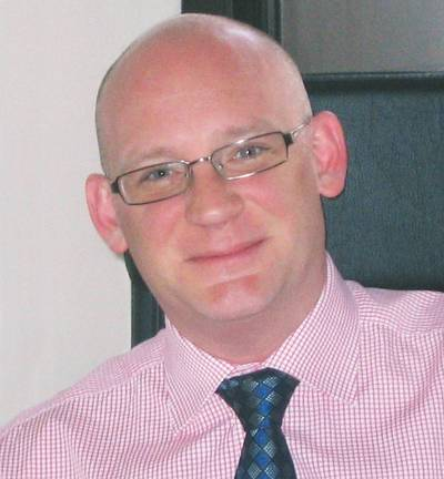 John Harris, Managing Director of Braemar Technical Services