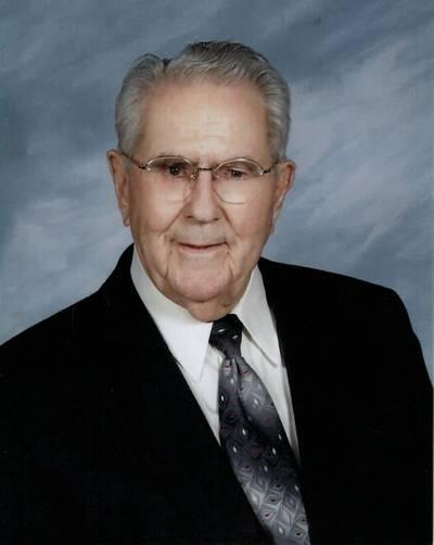 John Parker Conrad, Sr. (Photo courtesy of Conrad Shipyard)