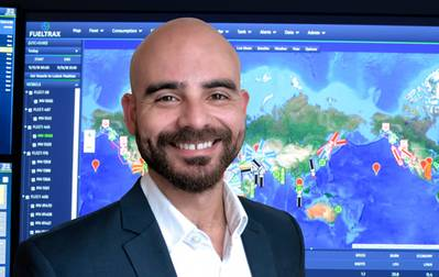 Johnalan Brill joins Fueltrax as of June 2019 as Director of Data Analytics.(Photo: Fueltrax)