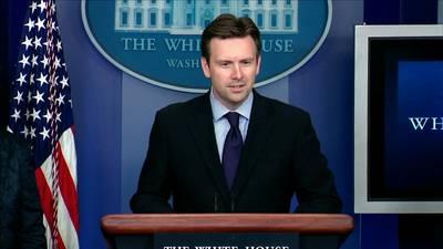 Josh Earnest (White House photo)