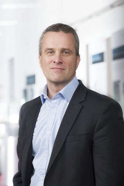 Juha Koskela, Managing Director of ABB's Marine and Ports business Photo ABB