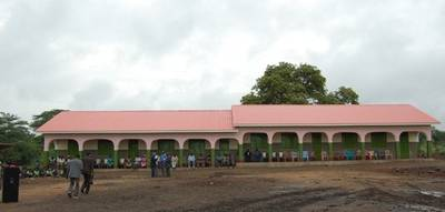 Karika Primary School: Photo courtesy of Wärtsilä