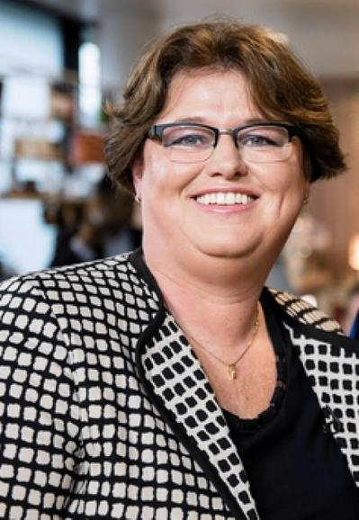Karin Orsel (Photo: ISWAN)