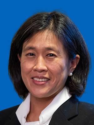Katherine Tai (Photo: The White House)