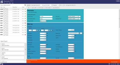 Bluetracker[Express] for fleet-wide uniform onboard manual data collection includes the benefit of Bluetracker Web Applications (Image: INTERSCHALT)