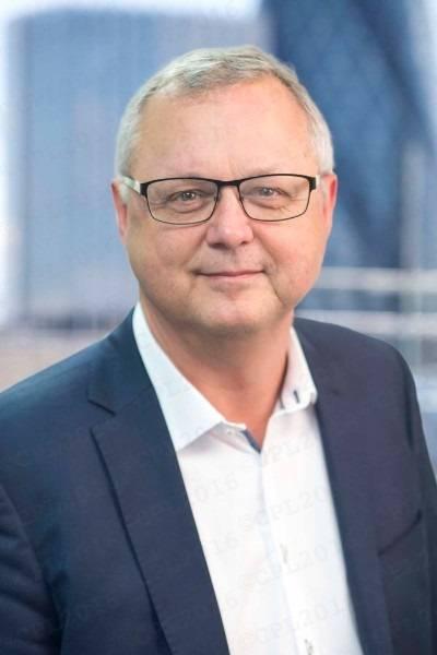 Kim Skaarup, Chief Executive Officer, ShipServ  (Photo: ShipServ)