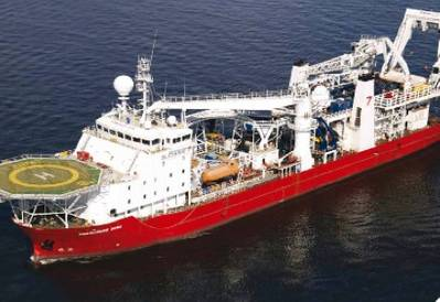 Kommandor 3000: Photo courtesy of Subsea 7