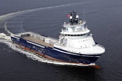 Kongsberg Maritime will convert Island Offshore's 'Island Crusader' to hybrid operation.  Image by: Gunder Tande Sandersen