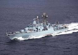 'Kulakov' Photo credit Russian Navy