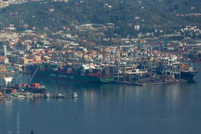 La Spezia Photo Contship Italia Group