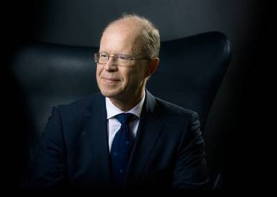 Lars Hellberg: Photo courtesy of Wärtsilä Corp.