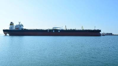 Last delivery of Crude Oil Tanker to Tsakos Energy Navigation. Photo: Daewoo-Mangalia Heavy Industries.