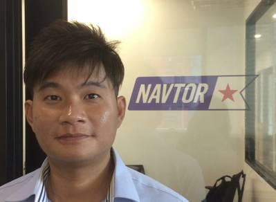 Lawrence Yeow (Photo: NAVTOR)