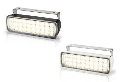 LED Floodlights: Image credit Hella