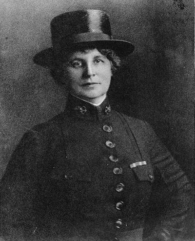 Lenah S. Higbee (U.S. Navy photo)