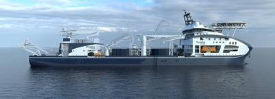 Leonardo Da Vinci will join the Prysmian fleet in 2021 (Image: RINA)