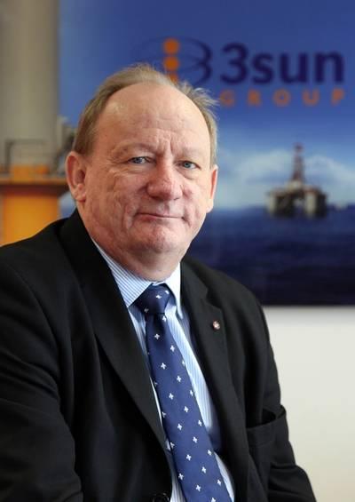 Les Dawson OBE, 3sun Chairman