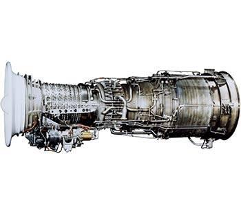 LM2500 Engine (Photo: GE Marine)