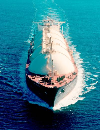 'LNG Gemini': Photo credit Severn Trent De Nora