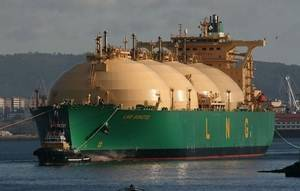 LNG Sokoto: Photo credit Damen