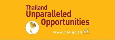 Logo credit BOI Thailand