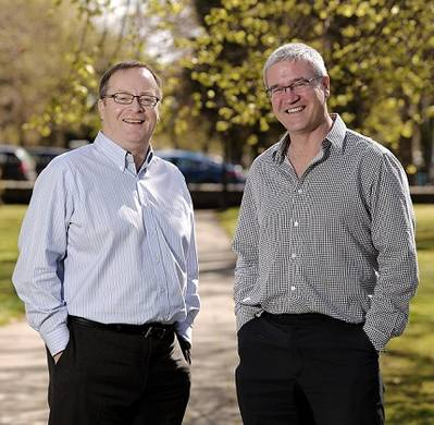 (l-r) – Senergy has appointed the experienced pair of Dave Reed and Ian Williamson as vice presidents respectively in business efficiency and contracts & commercial.