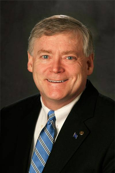 Lt. Governor Mead Treadwell official photo