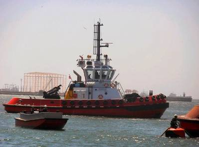 Ulupinar-class Tugboat: Photo credit Sanmar