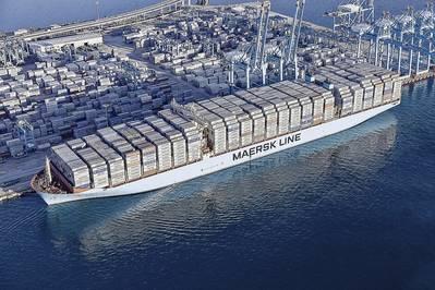M. V. Mogens Maersk Photo Maersk