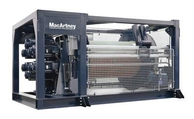 MacArtney MERMAC R Winch