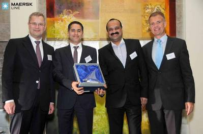 Maersk Award 2013