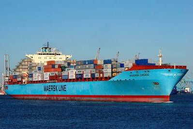 Maersk Chicago (Photo: Maersk Line)