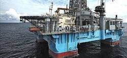 Maersk Deliverer: Photo Maersk Drilling