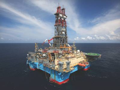 'Maersk Discoverer': Photo courtesy of Maersk Drilling