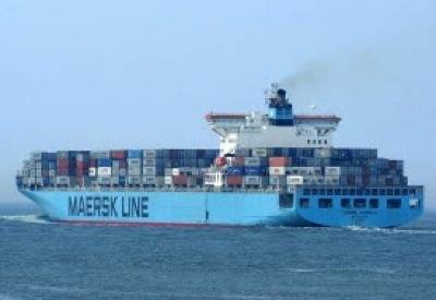 Maersk Kampala: Photo courtesy of Maersk Line